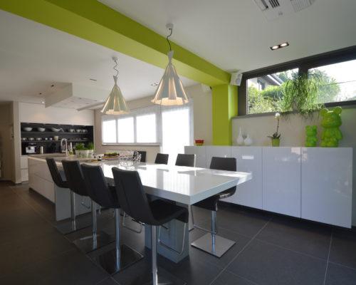 Renovatie interieur en keuken