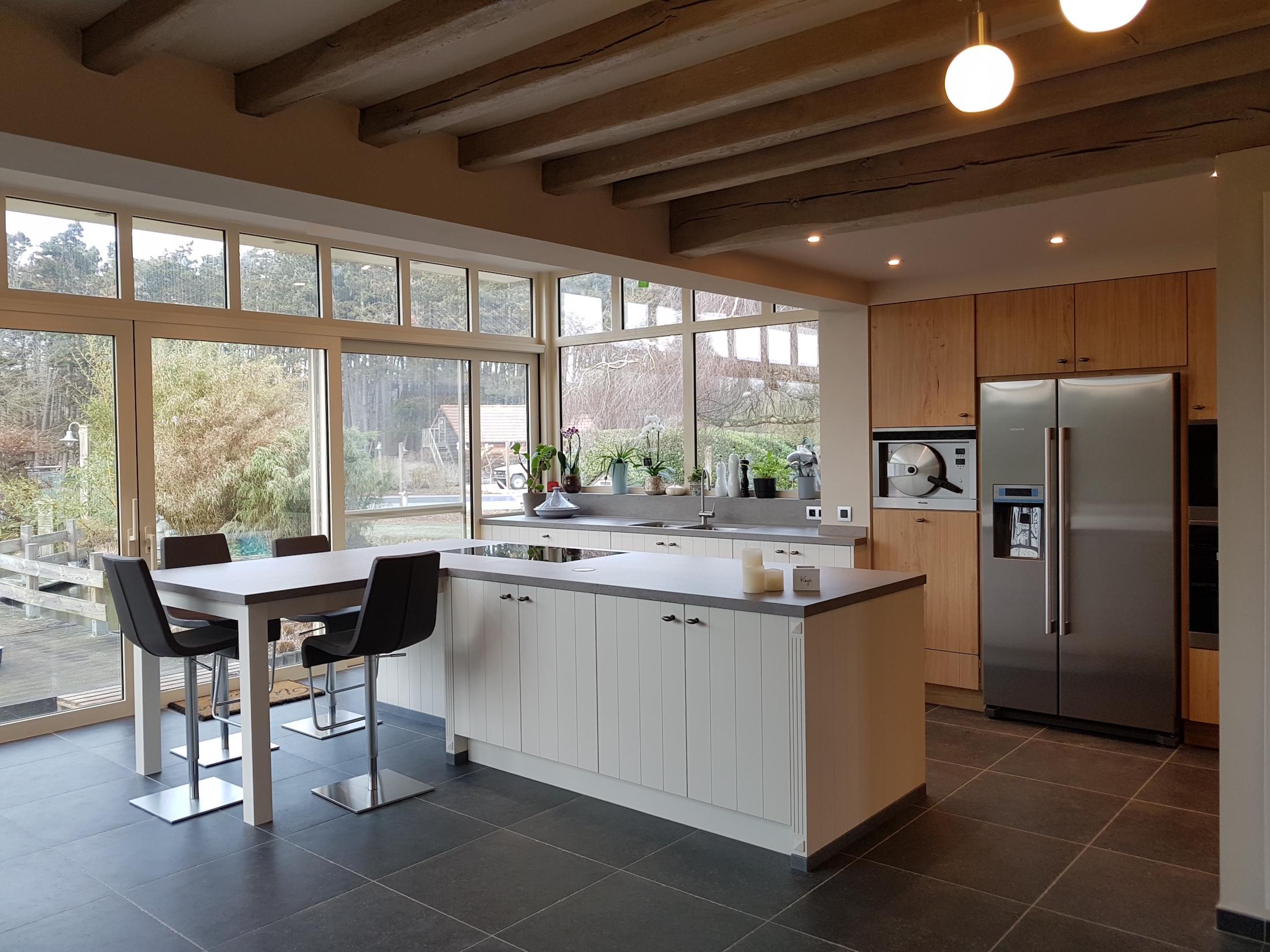renovatie keuken - interieurinrichting DC Keukens Mechelen